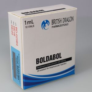 Boldabol Inject British Dragon