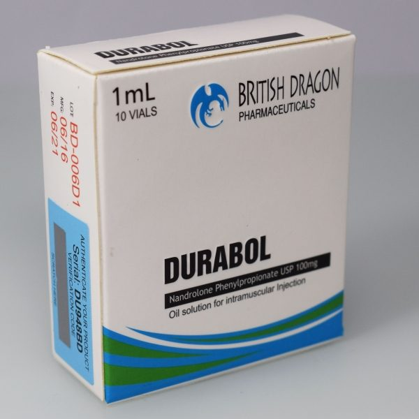 Durabol Inject British Dragon