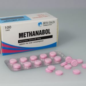 Methanabol Tablets British Dragon