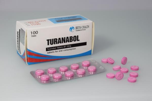 Turanabol Tablets British Dragon